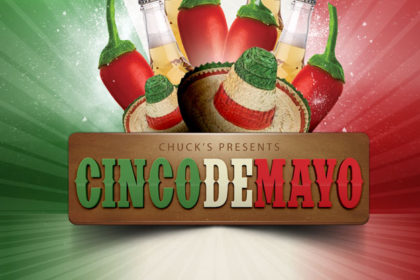 Cinco de Mayo Taco Bar Buffet Saturday May 5th