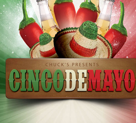 Cinco de Mayo Taco Bar Buffet Saturday May 5th