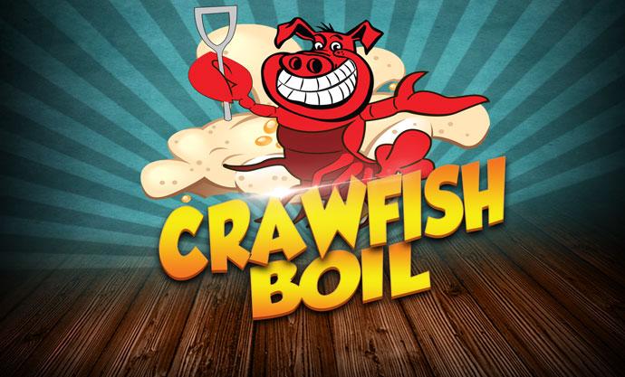 Annual Crawfish Fest May 2018
