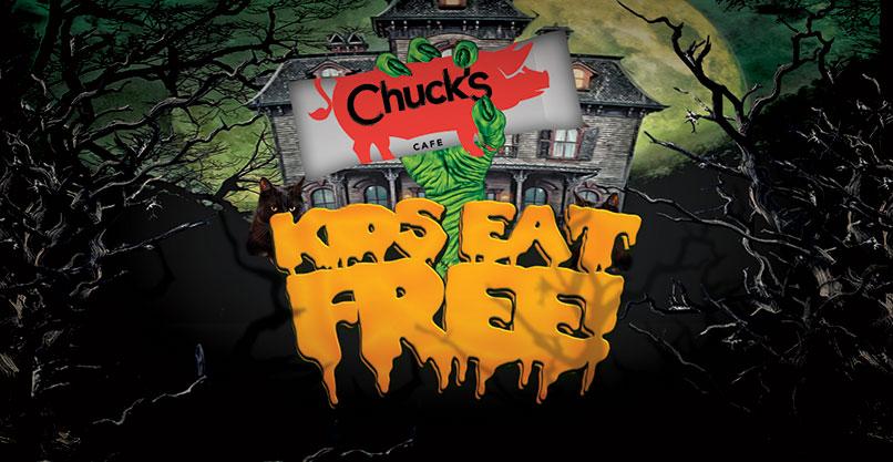 Halloween Kids Eat Free