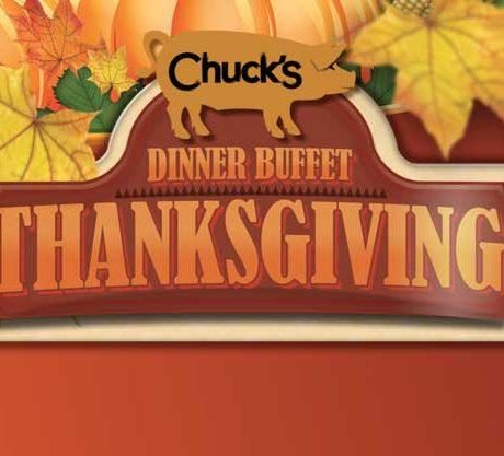 Thanksgiving Dinner 2018