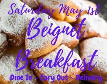 Beignet Breakfast