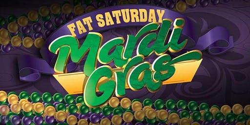 Chuck's 'Fat Saturday' Party