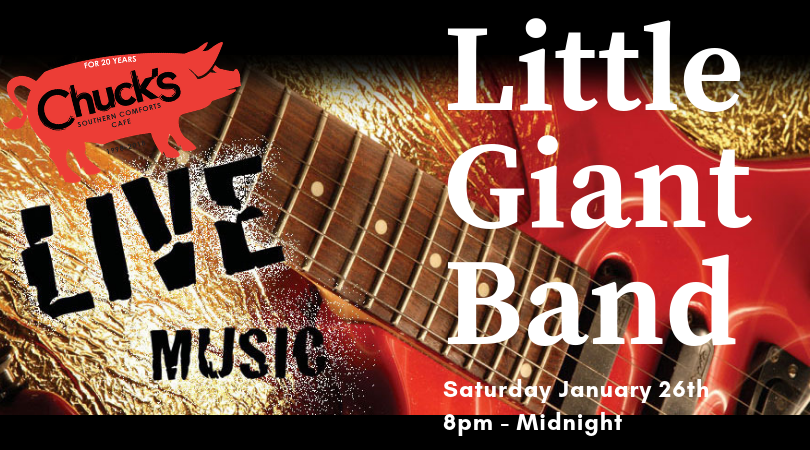 Live Music Night with Little Giant Band