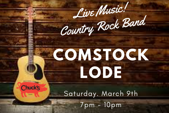 Live Music With Comstock Lode