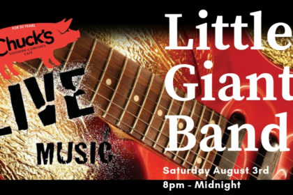 Little Giant Live in Chuck's Voodoo Lounge