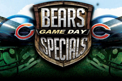 Bears Game Day Specials