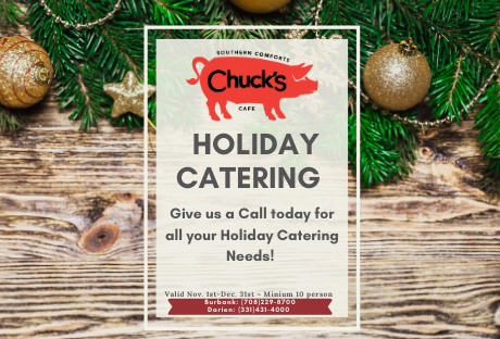 Holiday Catering Special