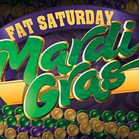 Fat Saturday in Chuck's Voodoo Lounge