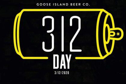 Goose Island 312 Day 2020