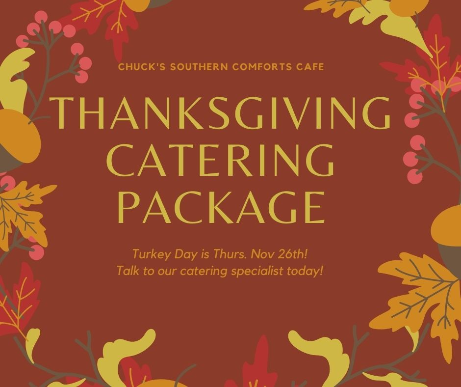 Thanksgiving Catering Special
