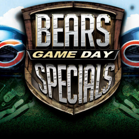 Bears Game Specials