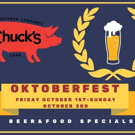 Chucks Oktoberfest