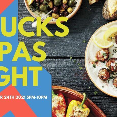Chuck's Tapas Night